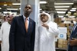 Rencontre avec la Poste du royaume d'Arabie Saoudite