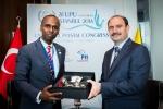 La Poste de Djibouti à Istanbul